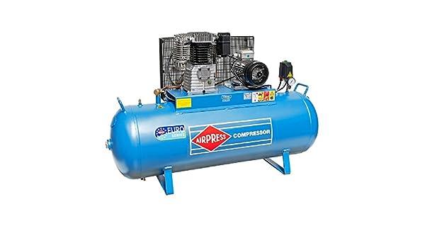 Impresión Aire - Compresor 4 PS/300 litros/15 bar tipo K300 - 600 36524 de N: Amazon.es: Bricolaje y herramientas