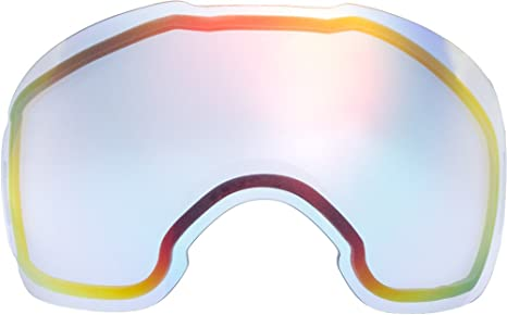 cb2232744e ZERO Replacement Lenses For Oakley Airbrake XL Snow Goggle Ruby Clear