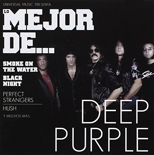 Deep Purple: Lo Mejor (Audio CD)