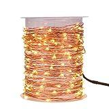 Best Rope Light For Seasonal Decoratives - MAGICNIGHT 150 Leds 50FT Led String Starry Light Review