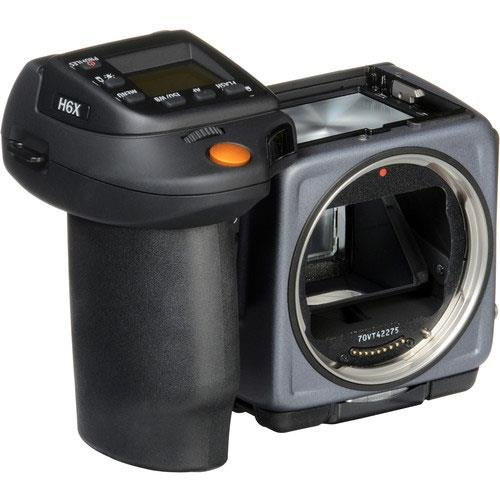- Hasselblad H6X Medium Format Camera with HV90X-II Viewfinder