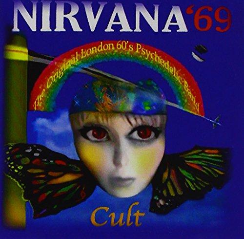CD : Nirvana - Cult (Duplicated CD)