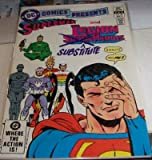 DC Comics Presents Superman and Legion Substitute Heroes #59 (July 1983)