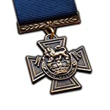 Victoria Cross British Medal Highest UK Award Royal Navy Repro Naval Personnel Award for Conspicuous Bravery to | ARMY | NAVY | RAF | RM | SBS | PARA High Quality Reproduction