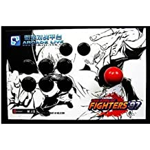 Southpaw Fighting Stick Arcade Game Stick Joystick Street Fighter Iv Pc for Left-hander R-ld by Combat King
