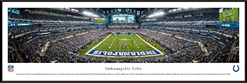 Indianapolis Colts Framed Wall - 8