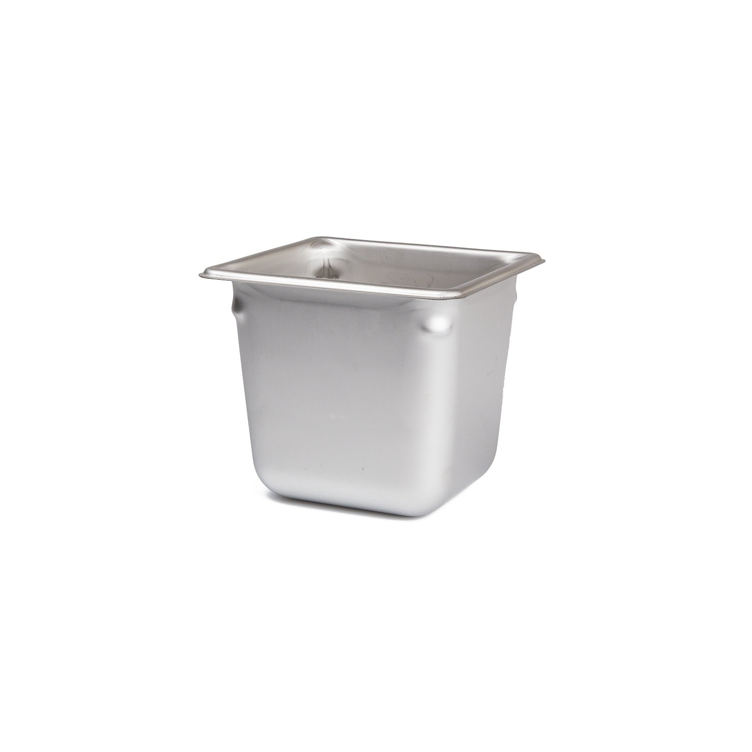 Medegen Medical Products 30662 Tray, 1/6'', 6-7/8'' x 6-1/4'' x 6'', Stainless Steel