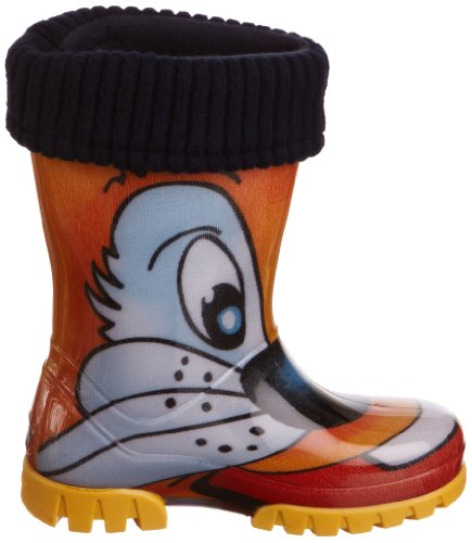 De Wellies Adulte Mixte Cat Warm Bottes Multicolore sock Toughees Fleece Pluie YxgIaw14nq