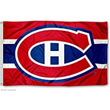 Montreal Canadiens Flag 3x5 Banner