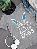 Trade Sister for Easter Eggs Funny Siblings