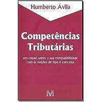 Competências tributárias - 1 ed./2018