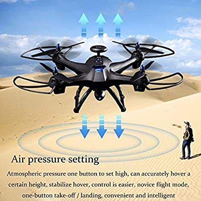 Drone Remote Control Aircraft,Professional WiFi, Intelligent Fixed Height, Dual GPS Positioning, Intelligent 360° Surround Shooting
