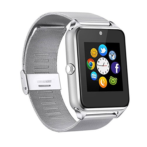 ace78b075d4 MSRM Replaceable Band Bluetooth Smart Watch Call Sync and Handfree Support  Android 4.2 or Above and
