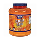 NOW Foods Carbo Gain, 8 Pounds