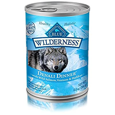 Blue Buffalo Blue Wilderness Denali Dinner 12.5 Oz (Pack of 1)