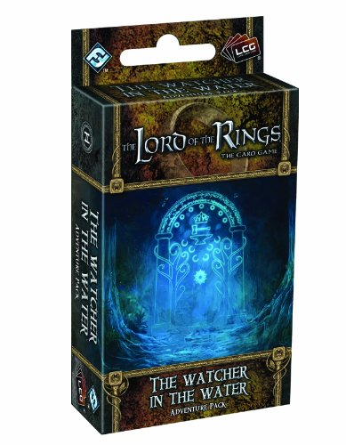 Image result for lotr lcg the watcher in the water""