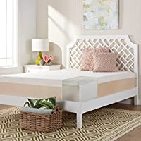 Comfort Dreams Select-a-Firmness 14-inch Twin-size Copper Gel Memory Foam Mattress Medium Medium