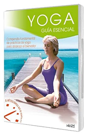 Guia esencial: Yoga [DVD]: Amazon.es: Cine y Series TV