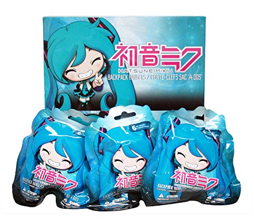 Hatsune Miku Backpack Hangers - 3 Blind - Bag Crypton