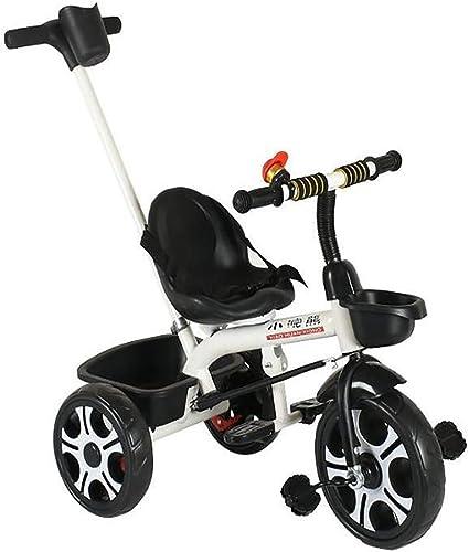 SSLC Triciclo Infantil,Niños Triciclo De Rueda Bicicleta para ...
