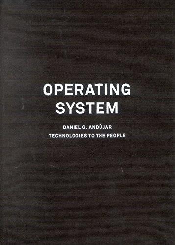Descargar Libro Operating System. Daniel G. Andújar: Technologies To The People De Javier Javier De La Cueva González-cotera