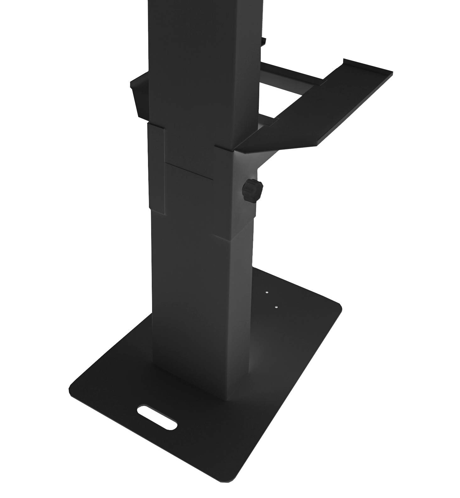 T- Series Black Printer Shelf for T12 3.0 Eco Planar / T12 LED / T17 4.0 / T20 2.0 Eco Planar / T20R 2.0 Photobooth Shell by Boothify (Image #1)