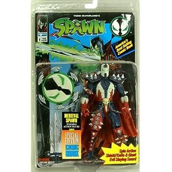 Toys Spawn Series