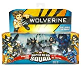 Wolverine Super Hero Squad Battle Pack - Messiah Complex