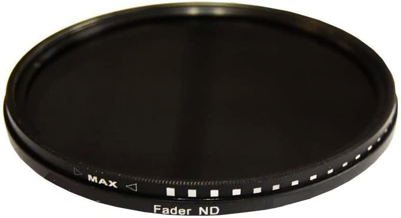 PLR Optics 49MM HD Multi-Coated Variable Range (ND3, ND6, ND9, ND16, ND32, ND400) Neutral Density (ND) Fader Filter - 6 Filters in 1! For The Sony Alpha NEX-C3, NEX-7, NEX-6, NEX-5T, NEX-5N, NEX-5R, NEX-5, NEX-3, NEX-3N, NEX-F3, ALPHA A3000, A5000, A5100,