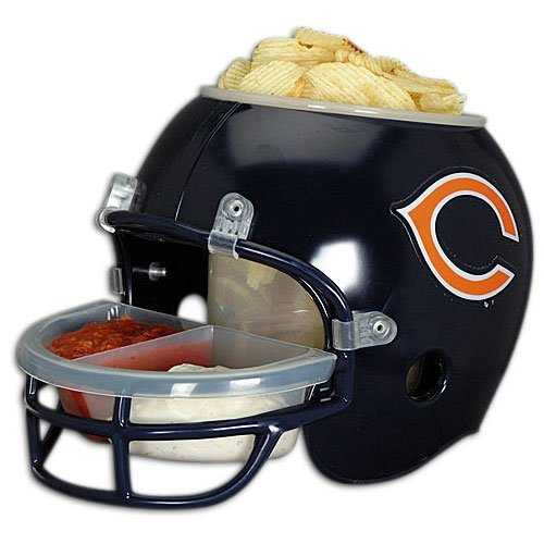 NFL Chicago Bears Snack (Football Snack Tray)