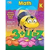 Math Workbook, Grade K (Brighter Child: Grades K)