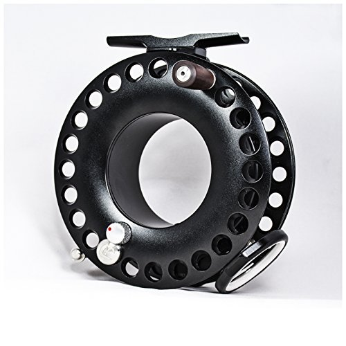 Fly fishing reel 7/8 CNC-Machined from Aluminum 6061-T6 CORRENTOSO TORO CLASSIC