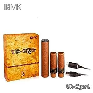 Kit Puro electrónico recargable ISMK UR-CIGAR (Tamaño: L) (sin nicotina y sin tabaco)