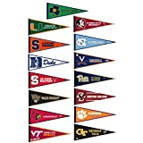 ACC College Pennant Set