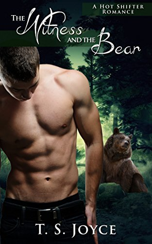 The Witness and the Bear (Bear Valley Shifters Book 1)