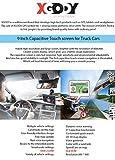 GPS Navigation for Cars 9 inch Big Screen Truck GPS Navigation System for Trucks Portable Car GPS Navigation System Built-in 8GB-256MB Voice Turn Alarm Satellite Navigator Lifetime Free Map Updates