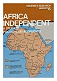 Africa Independent, Keesing's Research Report, 0684125323