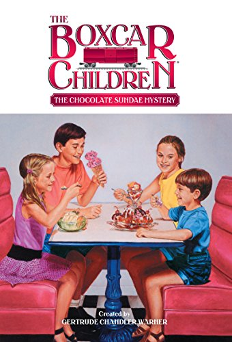- The Chocolate Sundae Mystery (The Boxcar Children Mysteries Book 46)