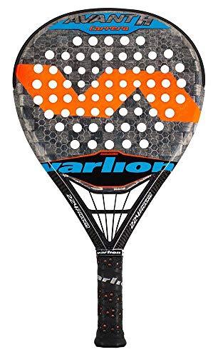 Varlion Avant H Difusor Carrera - Pala de pádel, Unisex Adulto, Naranja/Azul, 370-375 gr.: Amazon.es: Deportes y aire libre