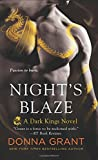 img - for Night's Blaze: A Dark Kings Novel book / textbook / text book