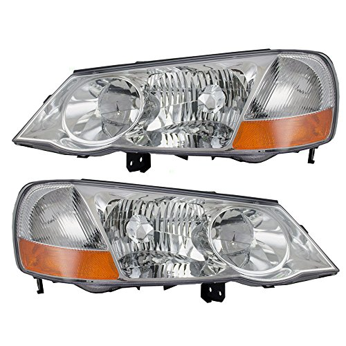 2002 acura tl headlight assembly - 5