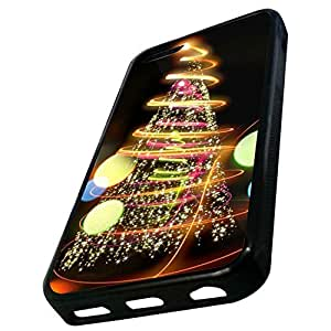 Lmf DIY phone caseTt-shop Beatiful Glowing Christmas Tree Pattern Custom Phone Case Cover For iphone 6 4.7 inch TPU (Laser Technology)Lmf DIY phone case