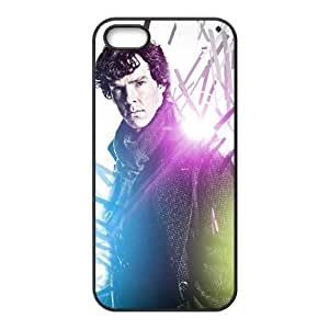 C-EUR Diy Sherlock Hard Back Case for Iphone 5 5g 5s