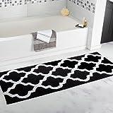 Amazoncom Black Bath Rugs Bath Home Kitchen