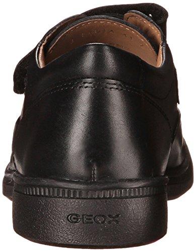 GeoxJ Federico A - zapatillas bajas hombre Schwarz (BLACKC9999)