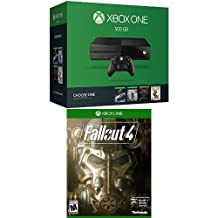 Xbox One 500GB Console - Name Your Game Bundle with Fallout 4