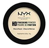 finishing NYX PROFESSIONAL MAKEUP High Definition Finishing Powder, Banana, 0.28 Ounce