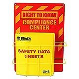 Brady 121370 Globally Harmonized System (GHS) Center - English