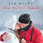 Best Worst Mistake: Brightwater, Book 3 | Lia Riley