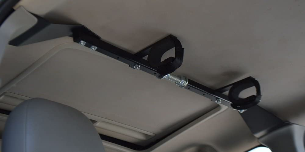 Great Day CENTER-LOK OVERHEAD Gun STORAGE Rack MID Size SUV and TRUCKS CL1600